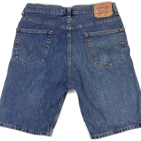 Levi's Other - Levi's Regular Fit Denim Jean Shorts Men's Size 32